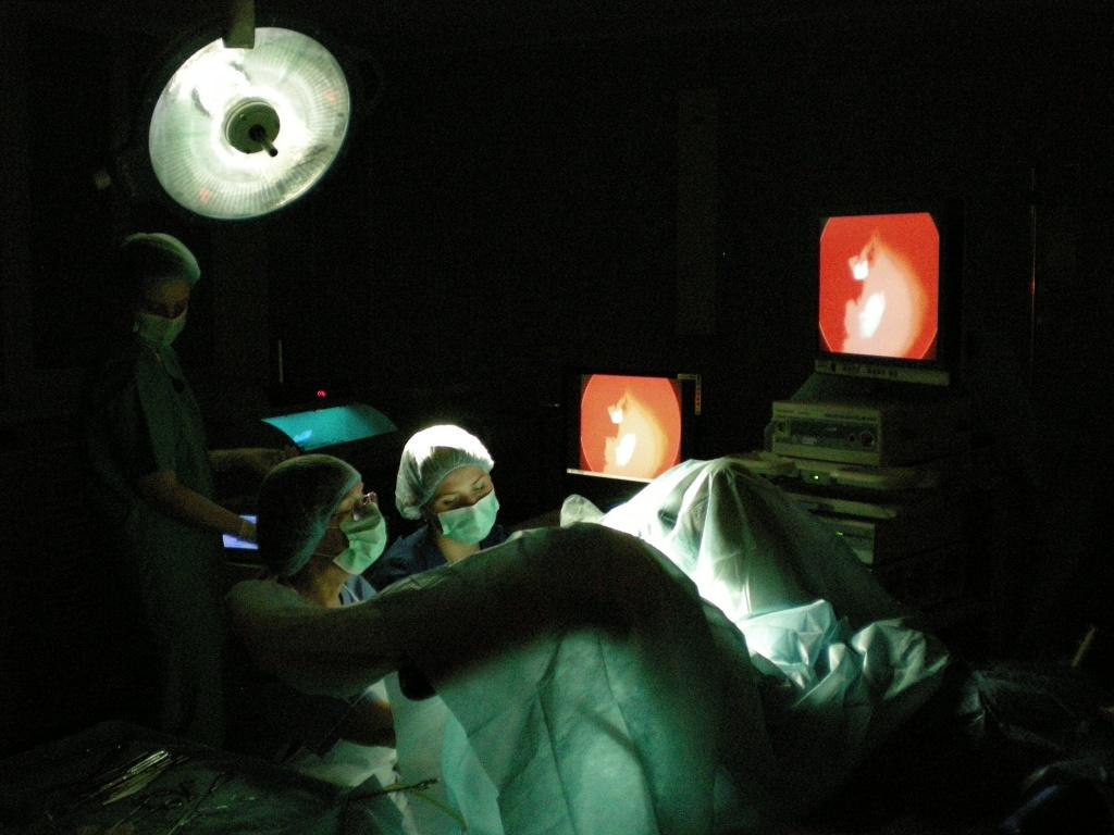 Фотодинамическая терапия (ФДТ) в гинекологии