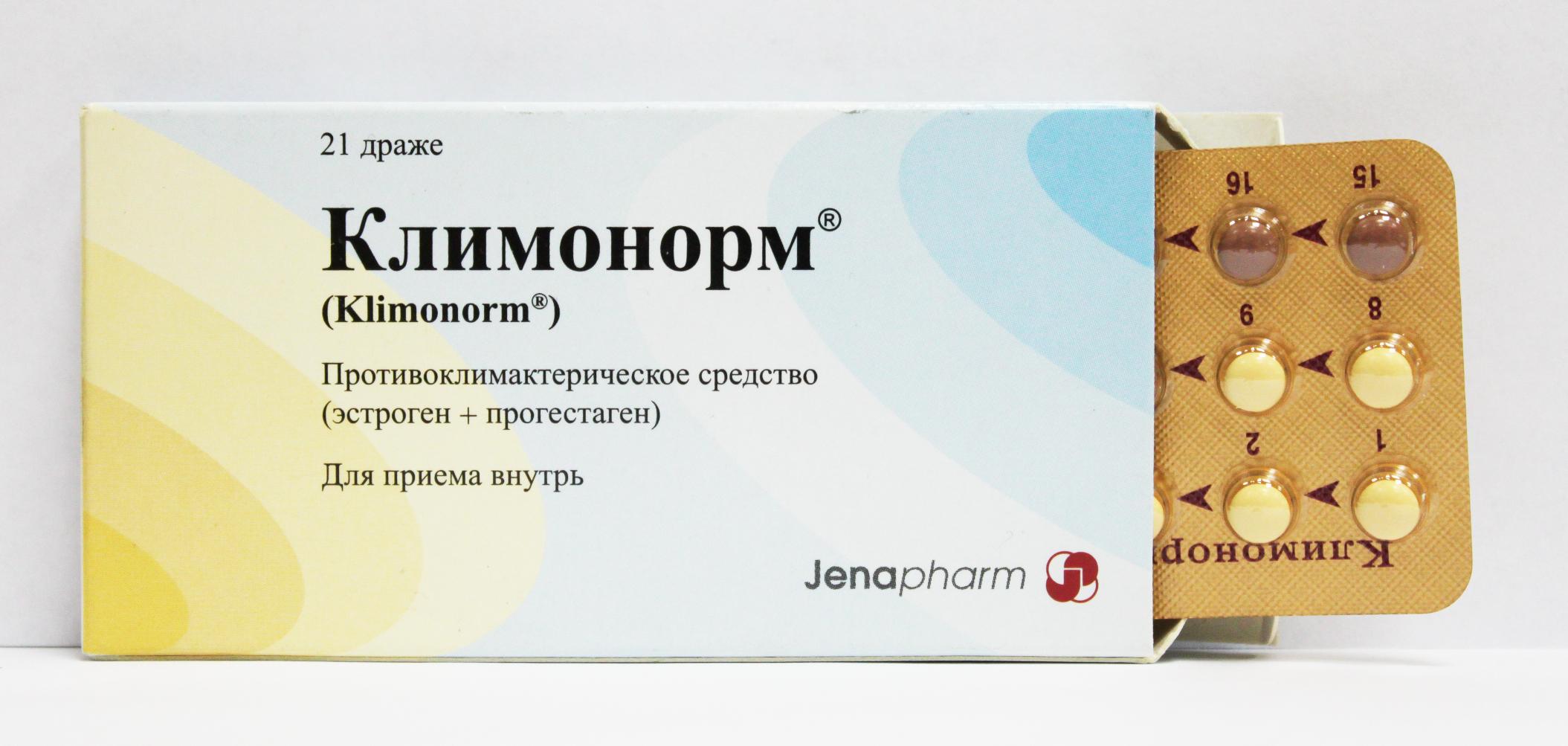 Обзор самых эффективных негормональных препаратов при климаксе