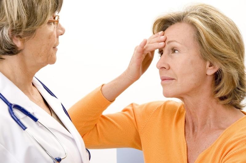 Головокружение в период менопаузы