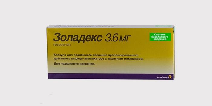 Препараты при удаленной матке
