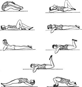 Комплекс специализированных упражнений