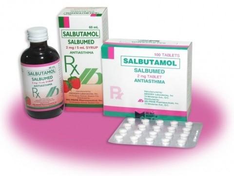 Сальбутамол при беременности 18